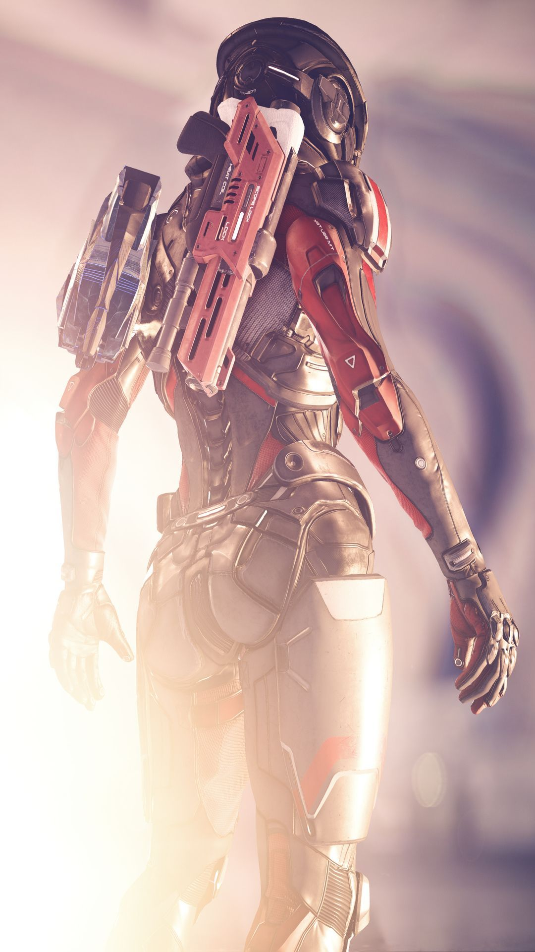 Mass Effect Andromeda 2019 4k Mobile Wallpaper Iphone Android Samsung Pixel Xiaomi Mobile Wallpaper Mass Effect Iphone Wallpaper