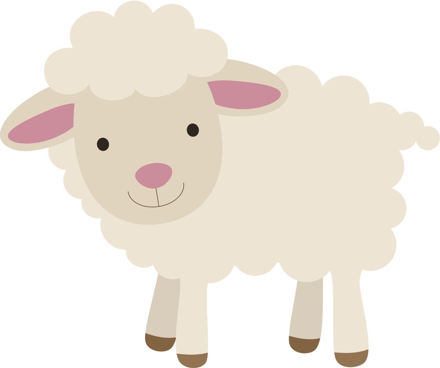 Pin By Liz Richter On Saint Francis Mural Lamb Drawing Sheep Drawing Cute Lamb