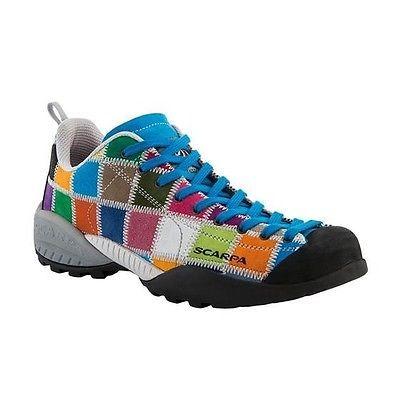 0e9e8e6e70c087 SCARPA Mojito Limited Edition Patchwork Unisex Shoe   cool shoes ...