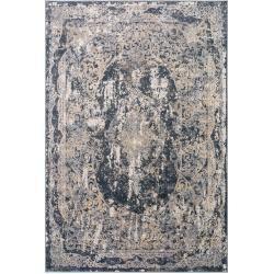 Design Carpets Design Teppiche Benuta Classic Carpet Yara Gray Blue 300 400 Cm Vintage Carpet In Used Lookben In 2020 Classic Rugs Vintage Carpet Classic Carpets