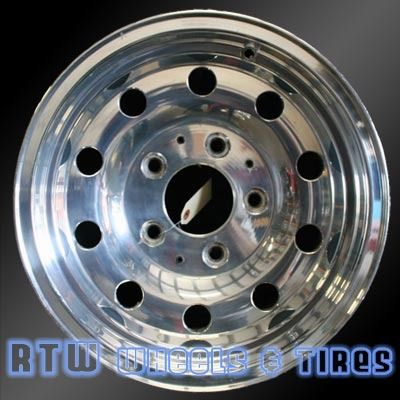 Ford F Bronco Factory Original Wheel Rim X  Polished Finish
