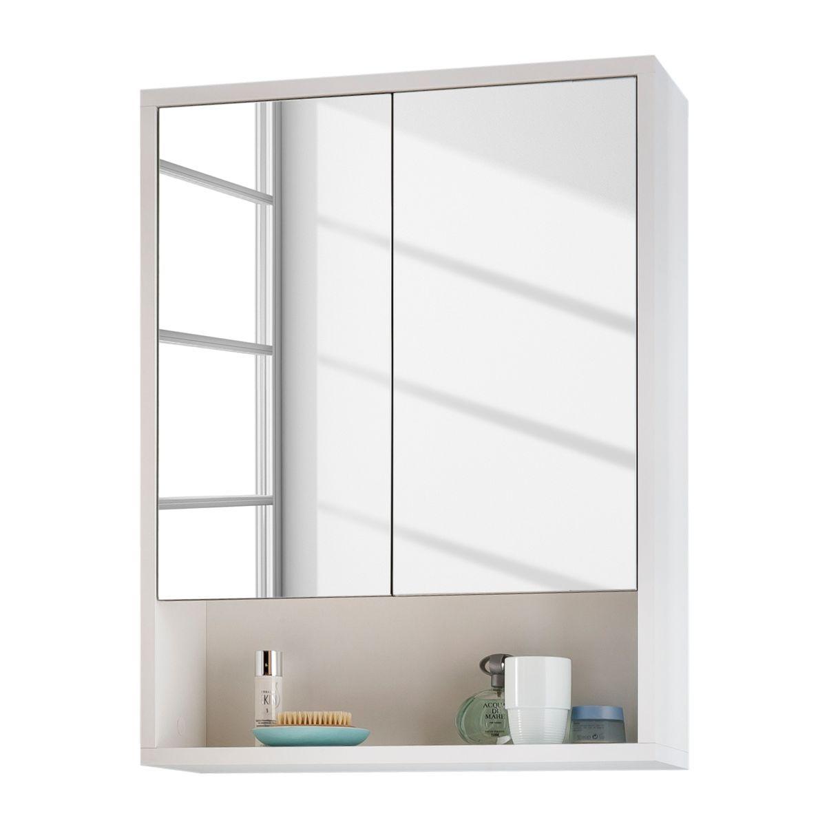 Spiegelschrank Manado Spiegelschrank Moderner Schrank Schrank