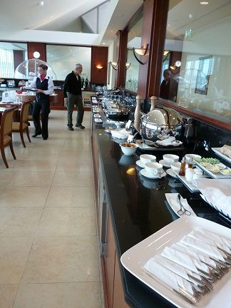 Emirates Lounge Manchester Airport Review was my first ever lounge review.  Typical of Emirates to