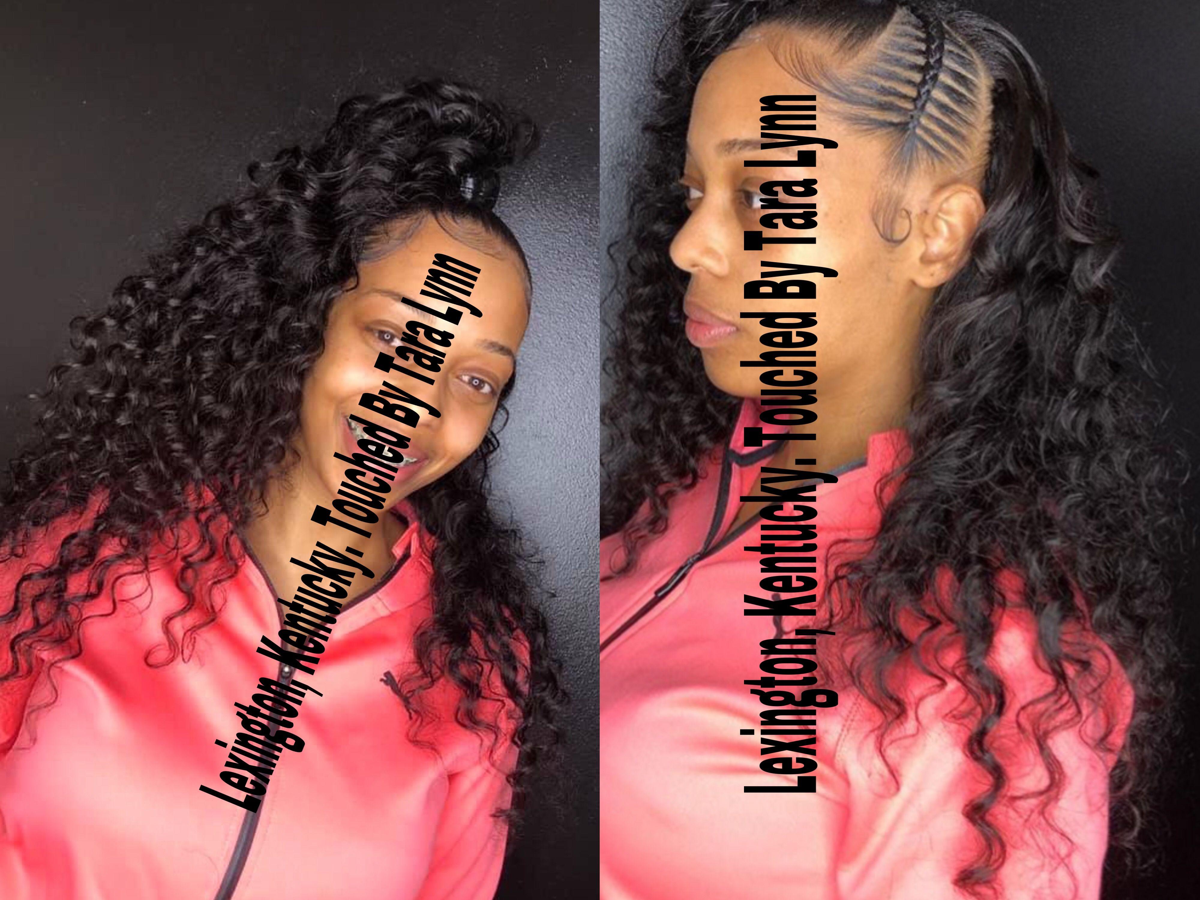 36+ Stitch braids to the side inspirations