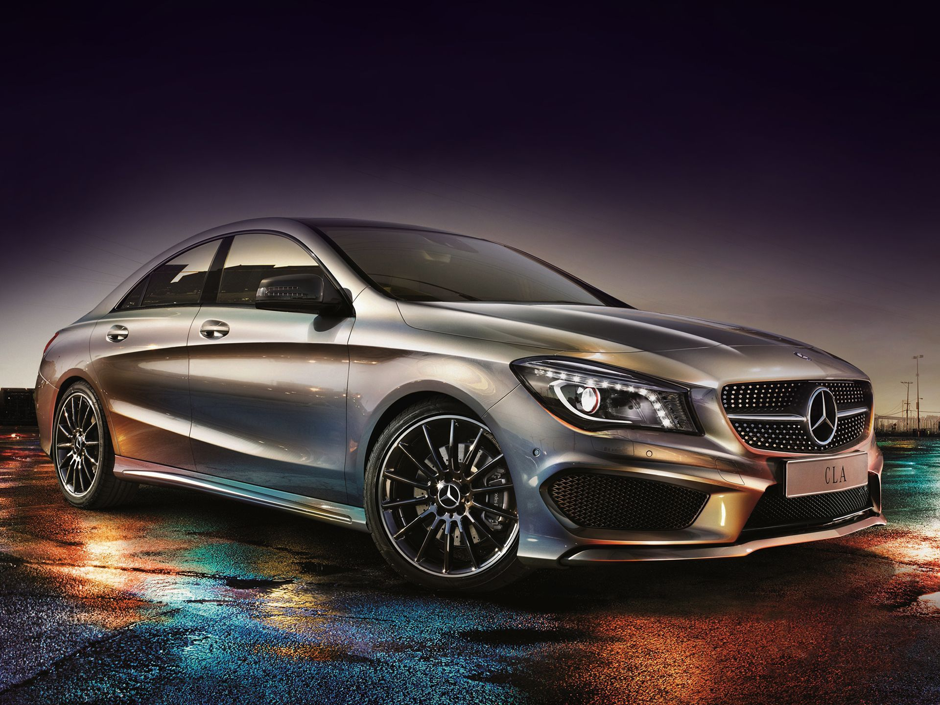Mercedes Cla Amg Wallpaper 2 Coches Mercedes Benz Coches
