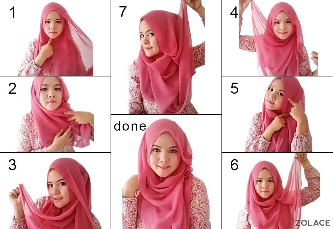 Zolace Hijab Tutorial Hijab Fashion Shawl