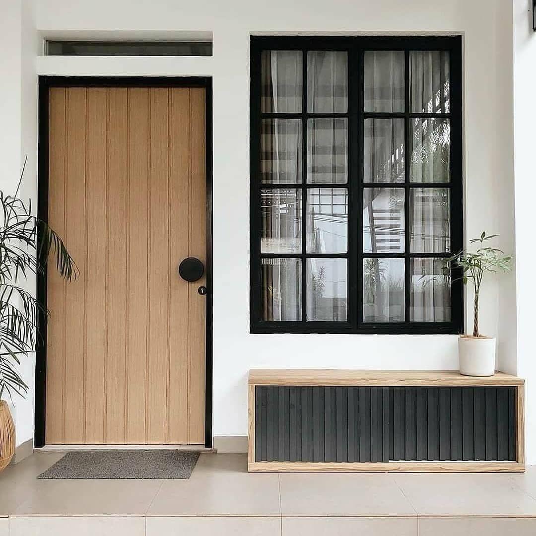 70 Likes 4 Comments Suria Airus Arl On Instagram Rumah Sederhana Dan Moden Kemas Rapi Dan Bersih Termasuk Dalam Kriteria In 2020 Home Home Decor Room Divider