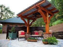 2 Post Pergola Pergola Pergola Plans Outdoor Pergola