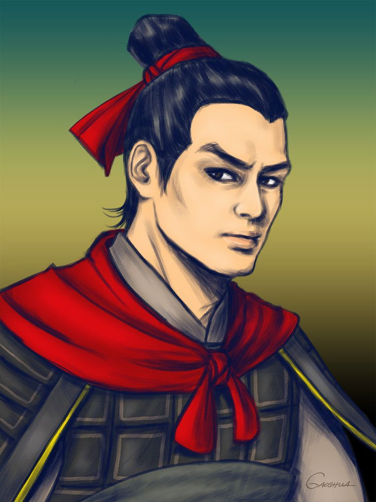 Uncategorized Captain Li Shang captain li shang by artbygaoshua deviantart com on deviantart