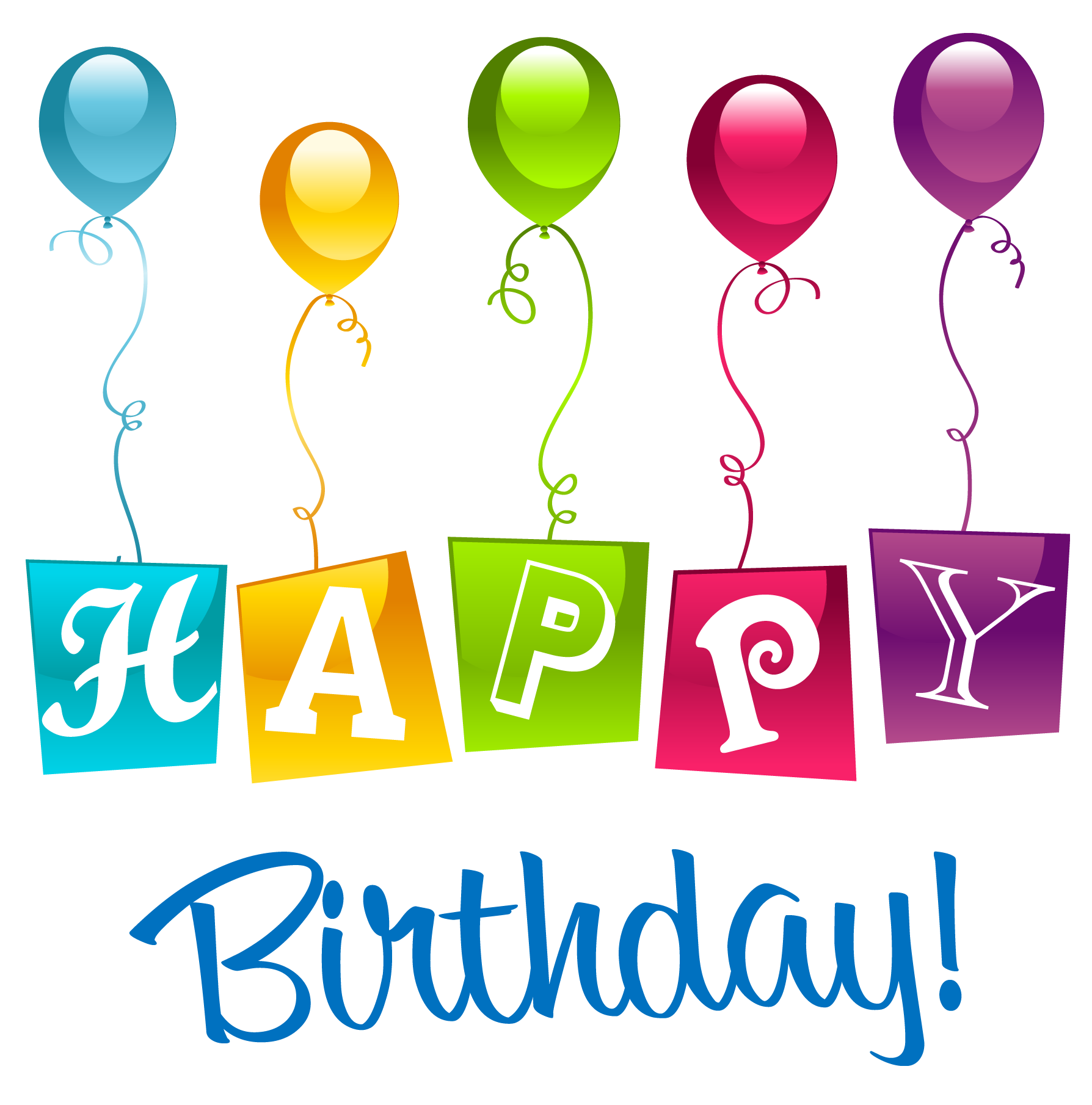 Happy Birthday PNG Clipart Picture | Happy Birthday ...