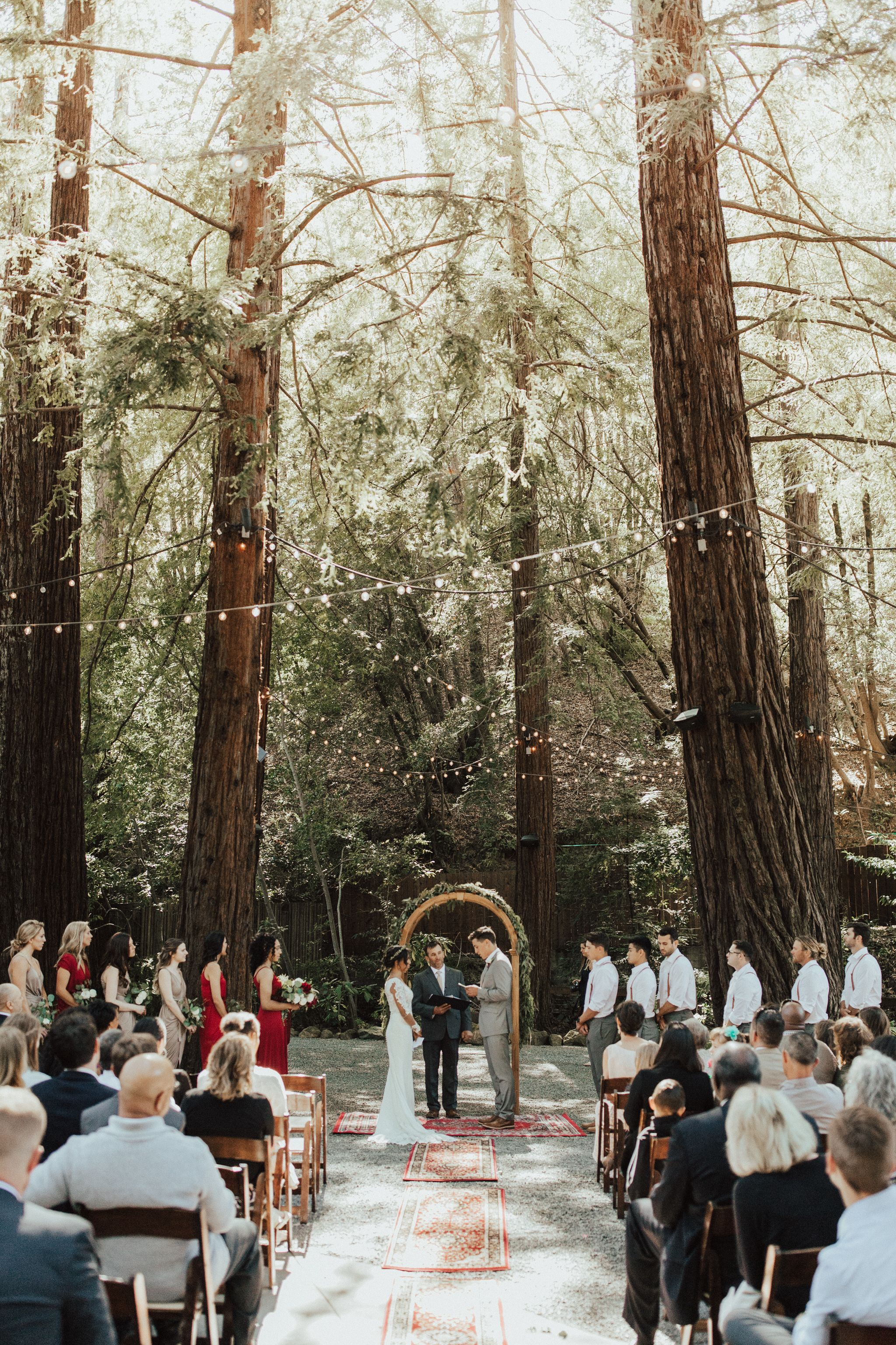 30+ Redwood forest wedding cost ideas