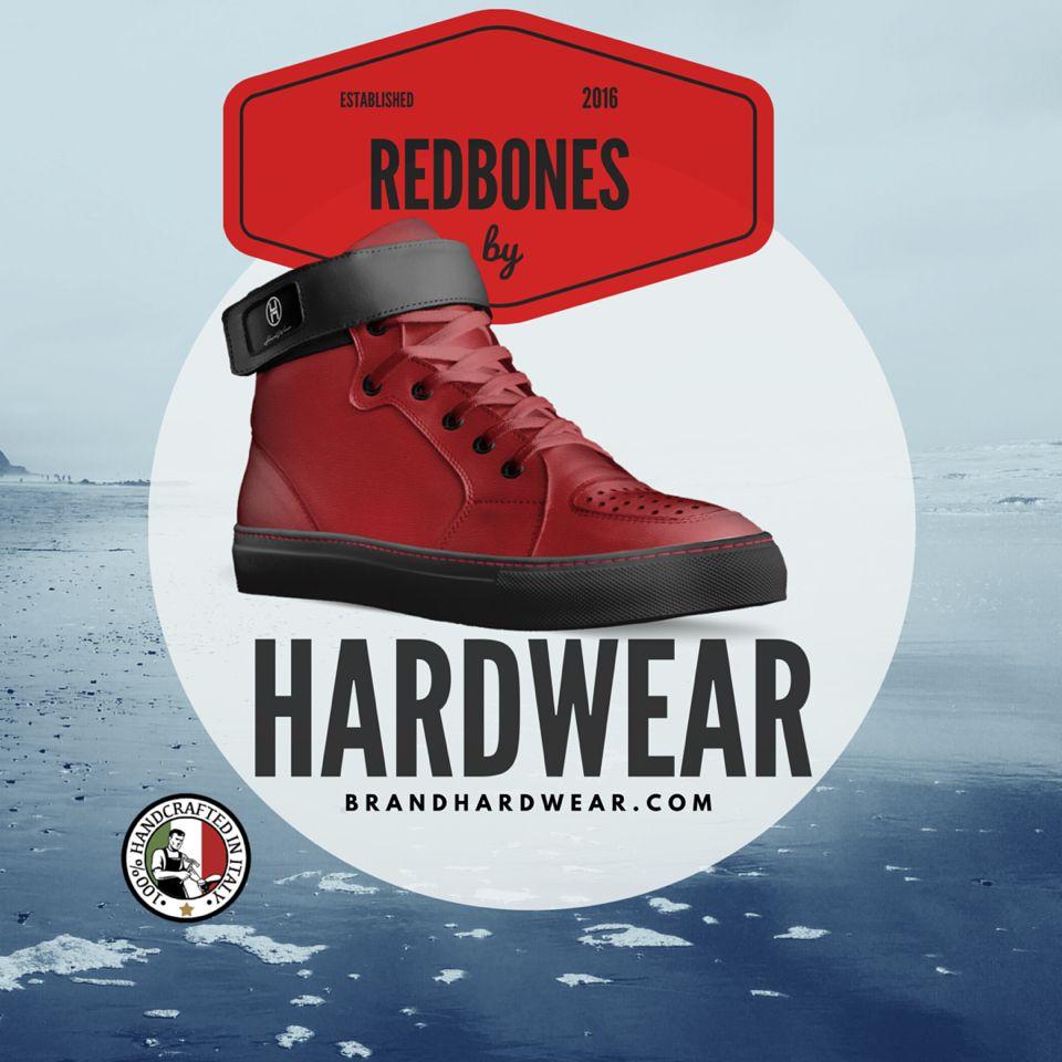 """REDBONES"" by HARDWEAR"