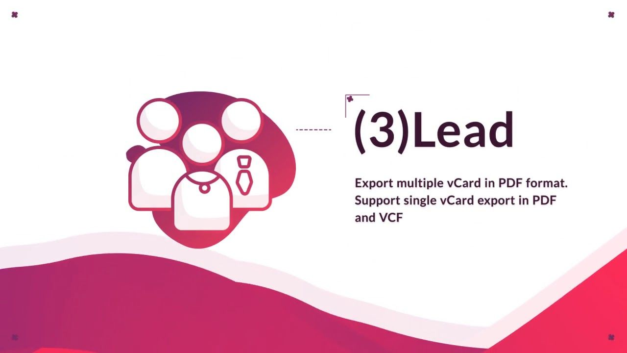 Smart vCard Salesforce Application (With images