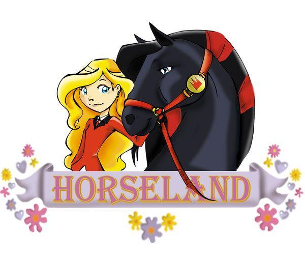 Horseland Color By Billchan On Deviantart Horse Cartoon Horse Coloring Pages Horse Coloring