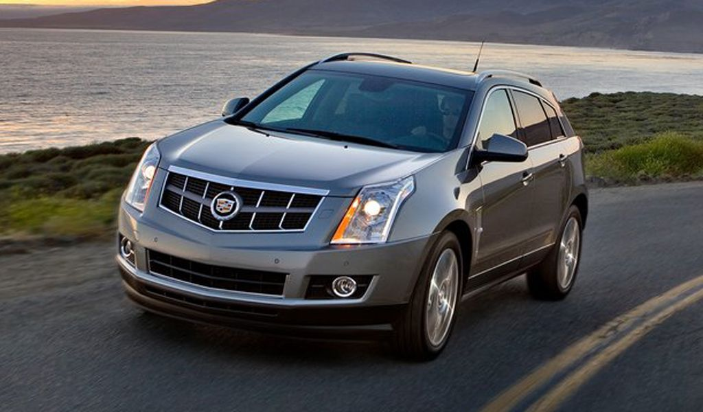 2019 Cadillac Srx Is Chosen By The Company For A New Design The Car