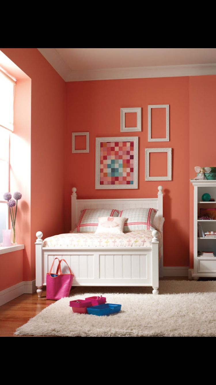 Coral room