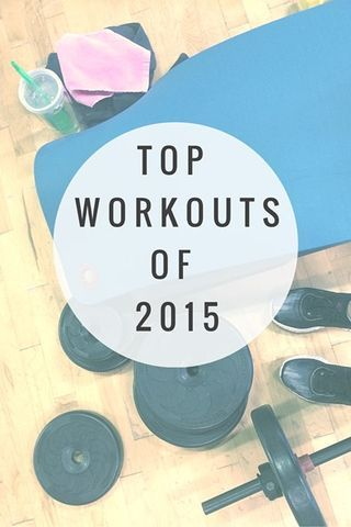 Top workouts