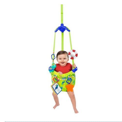 a919907fdf7d Baby Doorway Jumper Bouncers Jumperoo Exersaucer Swing Toys Rocker ...
