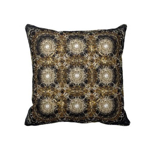 Ornamental Refined Pattern Throw Pillow  abstract, baroque, circles, complex, creative, luxury, ornamental, rococo, artistic, backdrop, background, circle, decoration, decorative, design, element, flower, frame, graphic, illustration, leaf, mandala, old, ornate, paper, pattern, refined, retro, royal, royalty, stress, style, template, texture, uniqueness, wealth