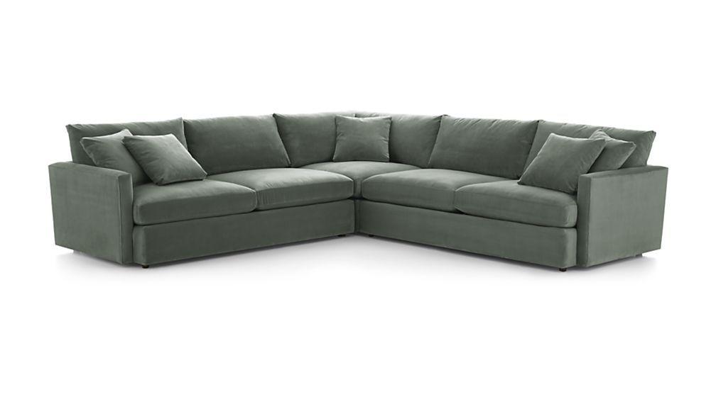 Sensational Lounge Ii 3 Piece Sectional Sofa Condo Living Ideas Beatyapartments Chair Design Images Beatyapartmentscom