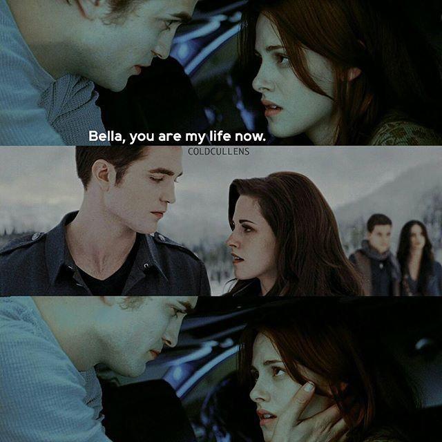 Bella You Are My Life Now Twilight Saga Twilight Memes Twilight Saga Books