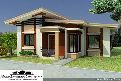 Milman Engineering Construction New Model House Bungalow House Design Philippines House Design