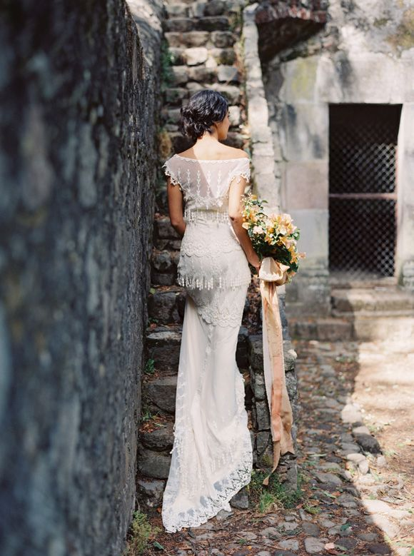 Mexico City Wedding - Wedding Sparrow - The Dress Theory | AVE ...