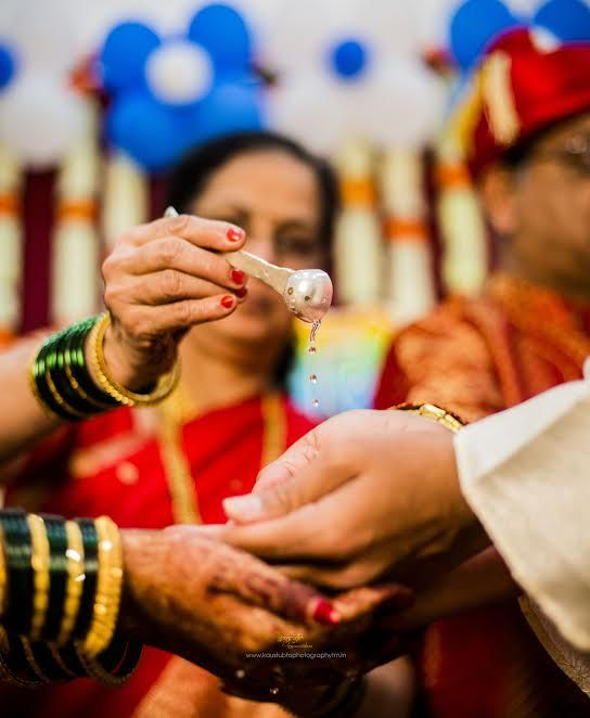 Real Wedding: Simple Puneri Wedding With Beautiful Details