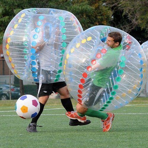Robot Check Bubble Soccer Bubbles Soccer