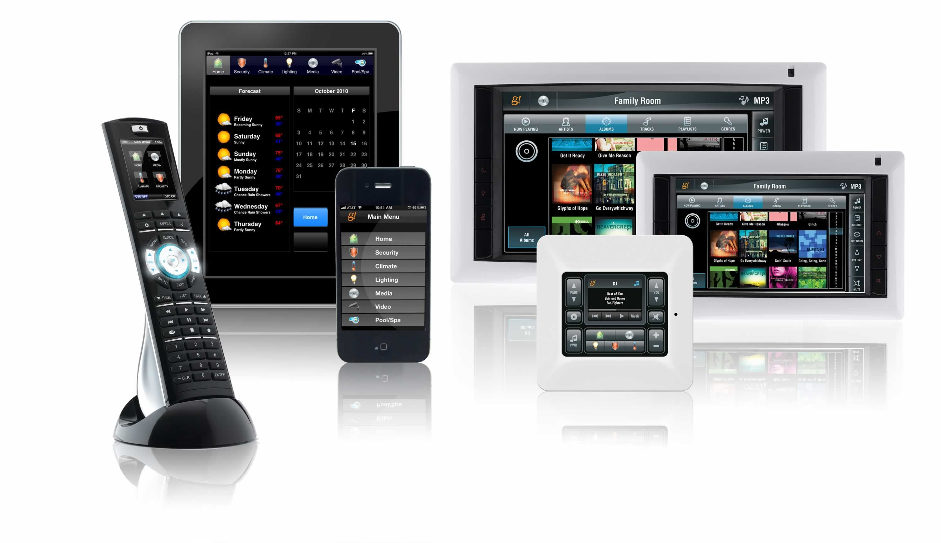 Elan Home Automation Devices Home Automation System Home Security Alarm System Home Automation Software