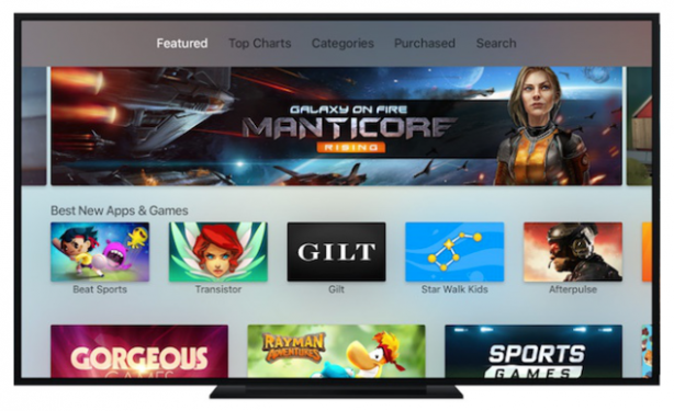 Ecco le migliori app già disponibili su Apple TV App e