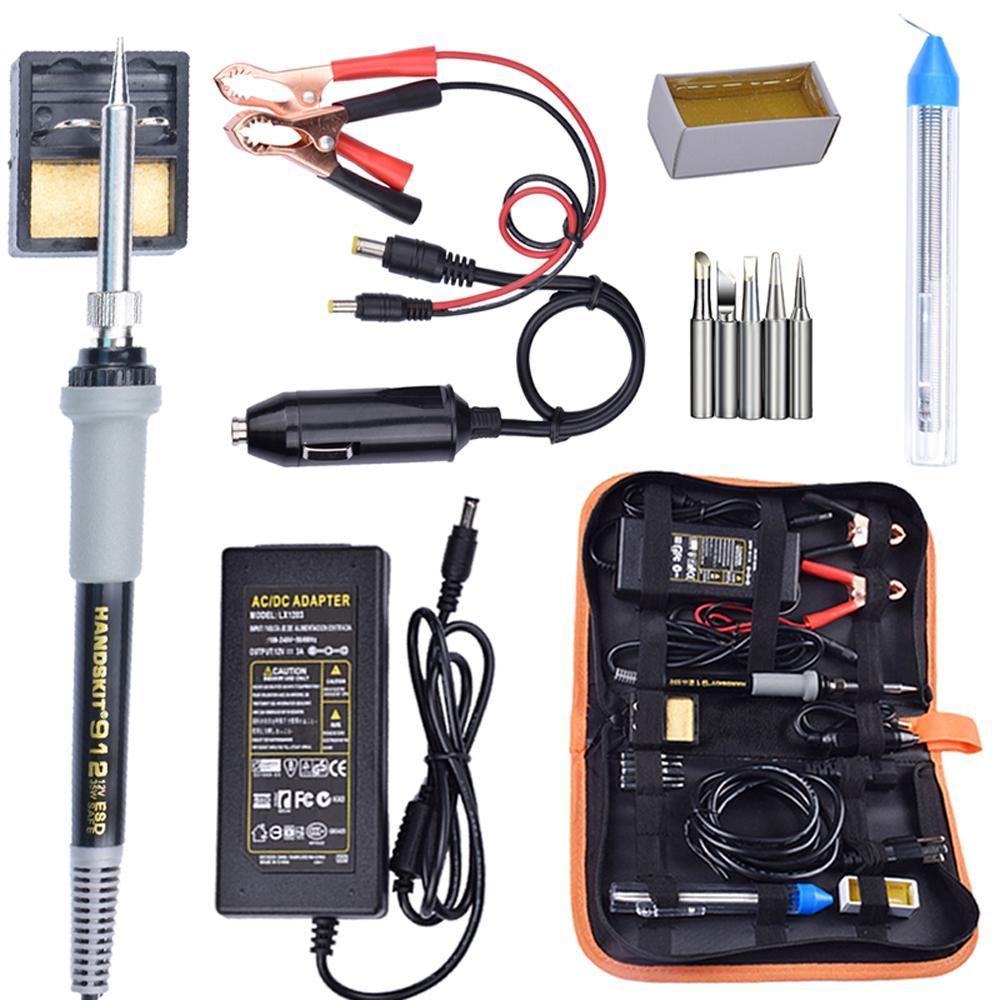 HANDSKIT DC12V 35W Car Battery Low Voltage Portable Solder