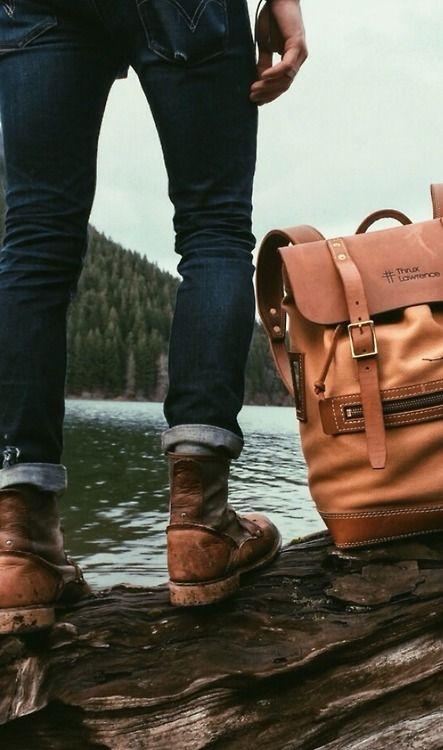 Preparado para la aventura.