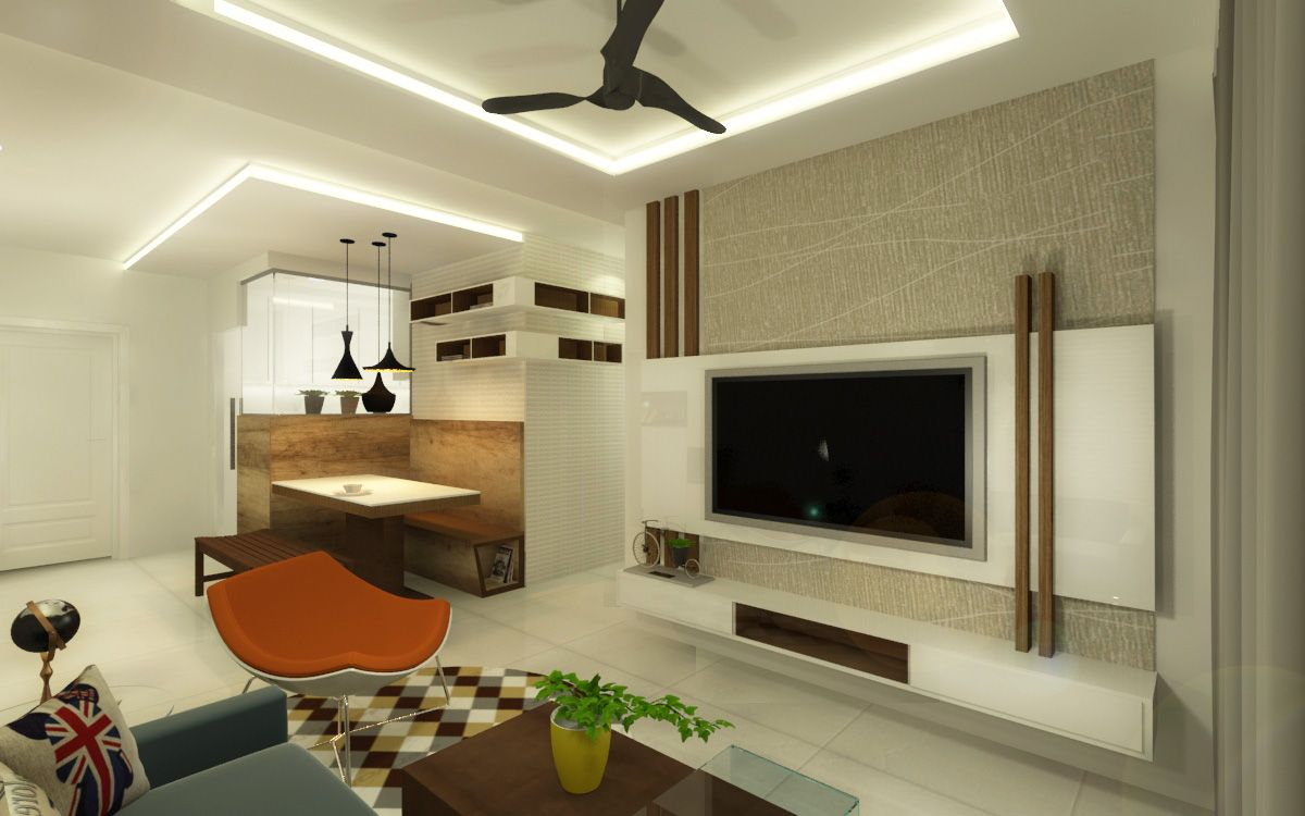 Villa living room tv wall stairs and corridors - Ceiling Desings Corridor Ceiling Design For Home Stair Corridor Ceiling Design Luxury Modern Design Pinterest Ceilings Tv Units And Tvs