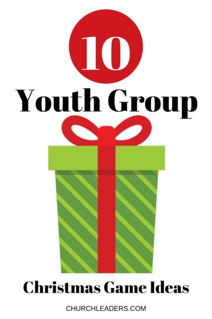 Use These Christmas Themed Games For Your Next Youth Group Meeting They Re Sure To Be A Hit Christmas Group Games Christmas Youth Group Games Christmas Games