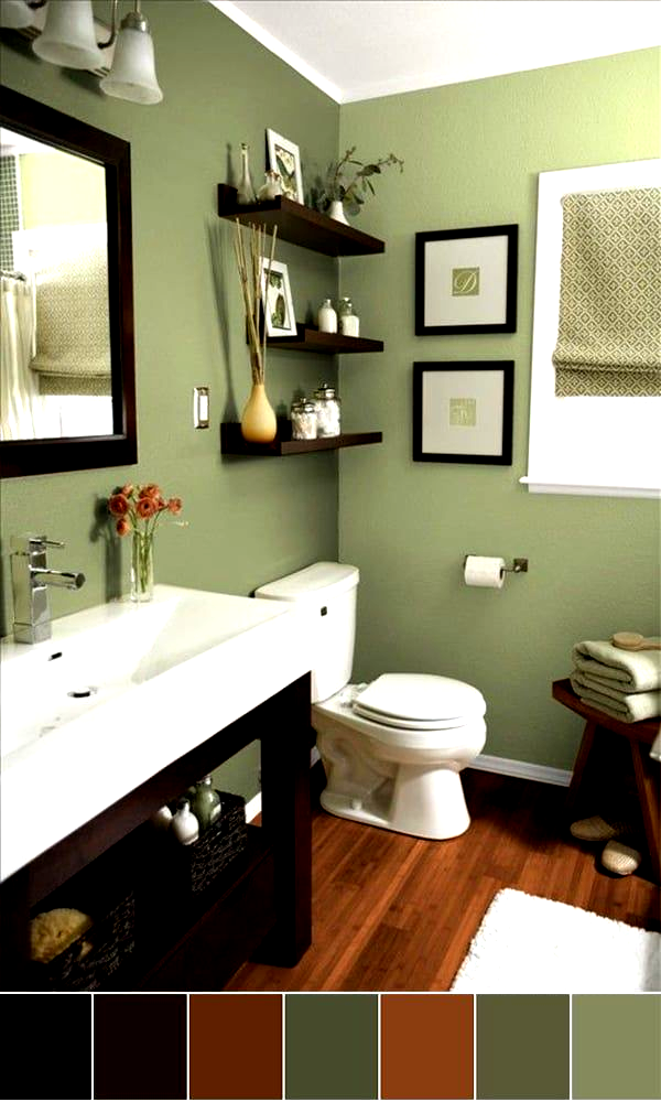 find inspiration for bathroom paint colors and try out a on best interior paint color combinations id=22085