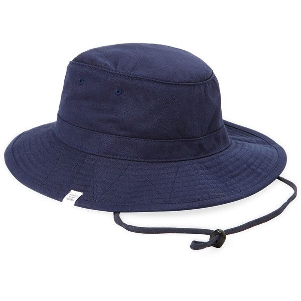 Herschel Supply Men s Creek Bucket Hat - Dark Blue Navy - Size l xl ... 1d293af7e4
