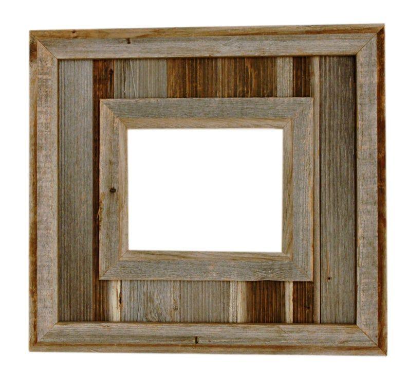Rustic Barnwood Frame 8x10 11x14 16x20 The Durango Etsy In 2020 Barn Wood Frames Barn Wood Rustic Wood Frame