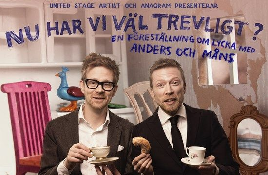 Nöjesteatern i Malmö den 23 mars.