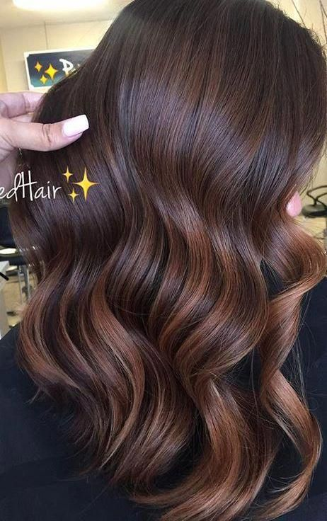 60 Chocolate Brown Hair Color Ideas For Brunettes In 2020 Fall Hair Color For Brunettes Brown Hair Balayage Brown Hair Colors