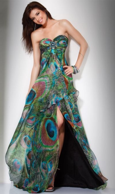 Don\'t carry Prom dresses @ Charlotte\'s Unique Boutique, but if I did ...