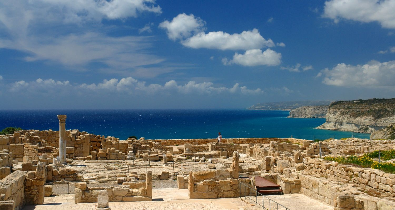 Kourion Archeological Site, Cyprus