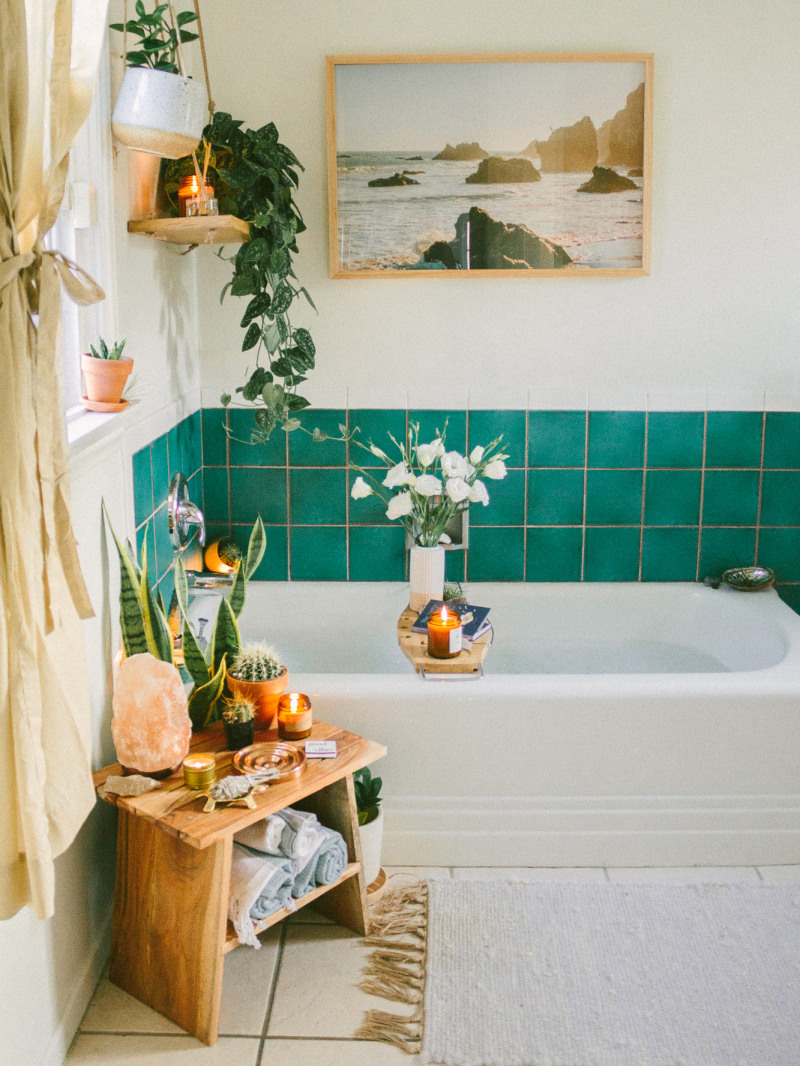 Photo of Easy Bathroom Makeover Ideas That Don't Require a Full Remodel
