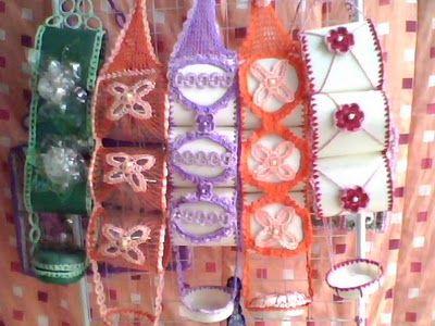 porta papel feito com garrafas plásticas