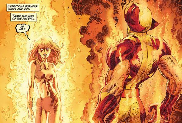 Avengers Vs X Men 2 Hope Summers Wolverine Marvel Wolverine And Jean