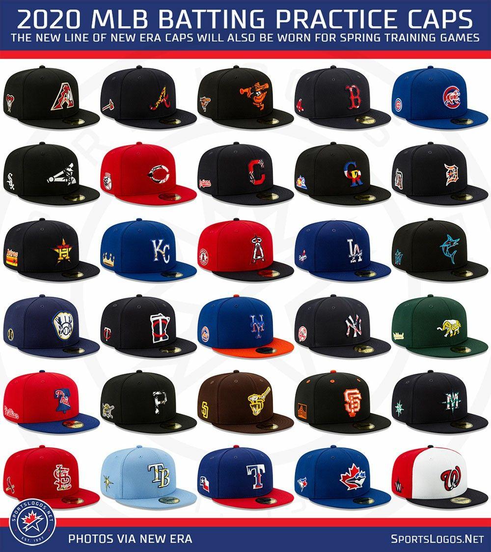 2020 Spring Training Hats In 2020 New Era Cap Mlb Spring Training Training Hat