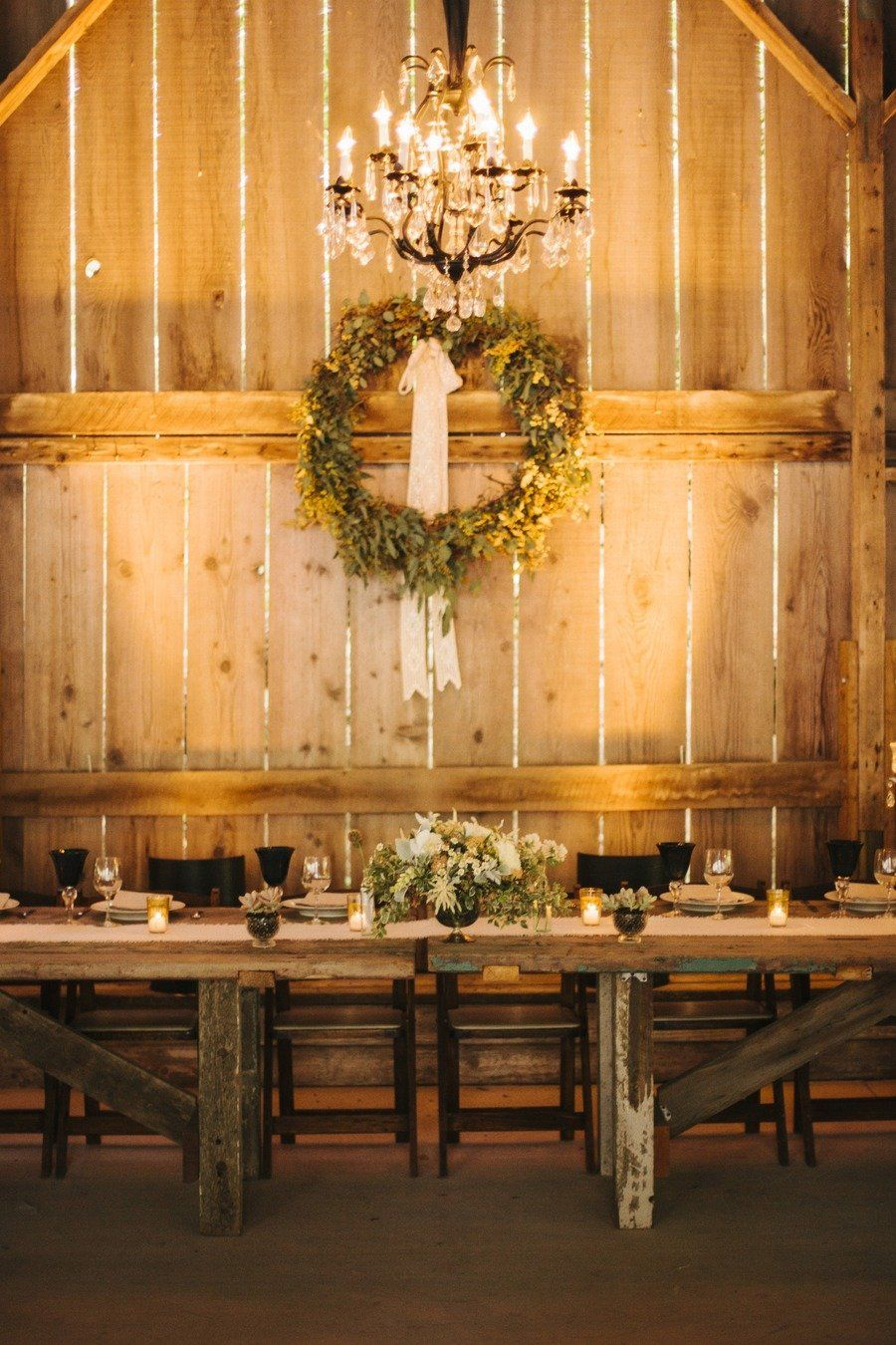 Rustic and romantic reception | SMP
