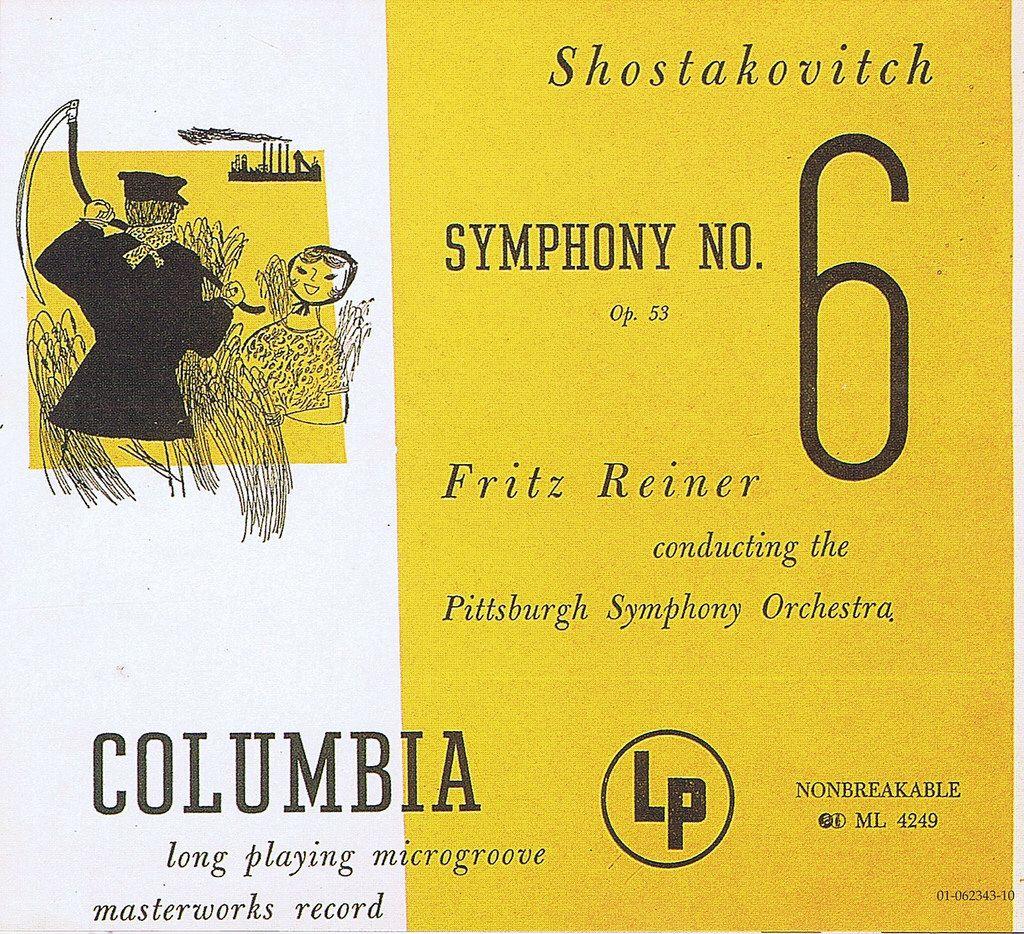 Shostakovich Symphony 6 • Kodály Dances of Galanta • Weiner Bartok