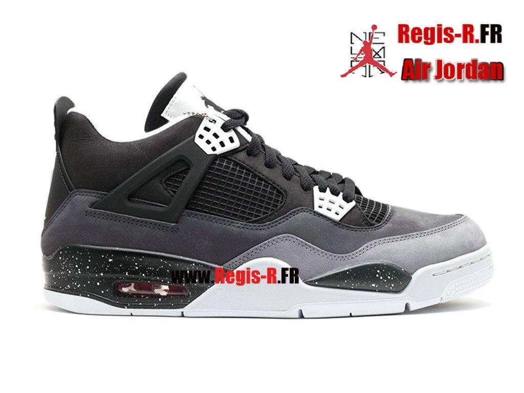 """Air Jordan 4 Retro """"fear pack"""" - Chaussures Basket Jordan Pas Cher Pour Homme…"""