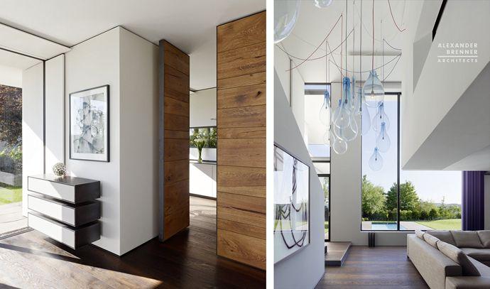 Vista House by Alexander Brenner Architects   DesignRulz.com